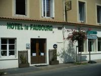 Hôtel Sonac hôtel Le Faubourg