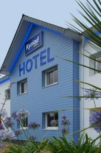 Hôtel Plomelin hôtel Kyriad Quimper - Pont-l'Abbé