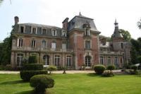 Hôtel Anneville sur Scie hôtel Château de Bertreville