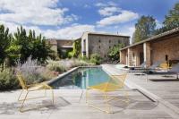 Hôtel Saint Mamert du Gard hôtel La Maison d'Ulysse Small Luxury Hotel