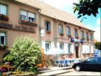 Hôtel Brouviller hôtel Aux Deux Clefs