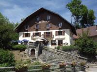 Hôtel La Motte en Bauges Bar Hotel Restaurant le Margeriaz