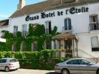 Hôtel Saint Loup de Gonois Grand Hotel de l'étoile