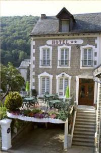 Hôtel Sainte Eulalie d'Olt Hôtel des Voyageurs