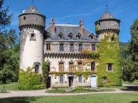 Hôtel Mauriac hôtel Château de Sédaiges