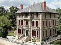 Hôtel Berlats hôtel La Villa de Mazamet