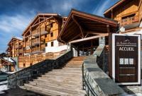 Hôtel Savoie hôtel Lagrange Vacances Les Chalets d'Emeraude