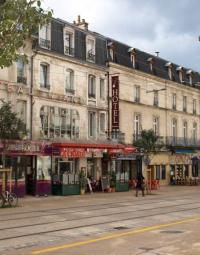 Hôtel Dijon Hôtel Chateaubriand