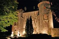 Hôtel Pégairolles de l'Escalette hôtel Château du Cros