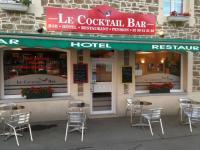 Hôtel Le Minihic sur Rance Hôtel Restaurant Le Cocktail Bar
