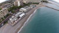 Hotel en bord de mer Le Rouret Villa Azur