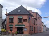 Hôtel Saint Jean Trolimon Hôtel Restaurant des Voyageurs