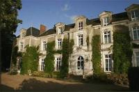 Hôtel La Bruère sur Loir hôtel Chateau de Montaupin