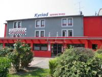 Hotel Kyriad Lorraine hôtel Kyriad Design Enzo Pont-à-Mousson