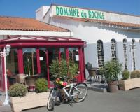Hôtel Saint André Treize Voies hôtel Domaine du Bocage