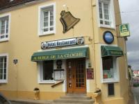 Hôtel Préaux du Perche hôtel Auberge de la Cloche