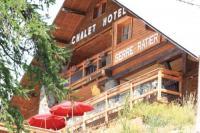 Hotel 3 étoiles La Salle les Alpes Chalet hôtel 3 étoiles de Serre Ratier