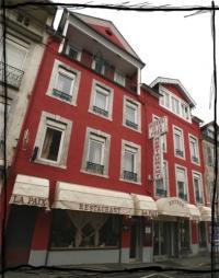 Hôtel Tilhouse Hôtel de La Paix