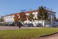 Hôtel Vendeuvre du Poitou hôtel ibis budget Poitiers Nord