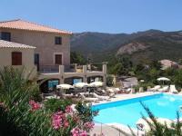 Hotel en bord de mer Corse Hôtel en Bord de Mer Residence Palazzu