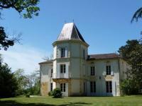 Hôtel Landerrouat hôtel Domaine de Fonroques