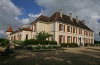 Hôtel Saint Julien de Bourdeilles hôtel Château du Bourbet