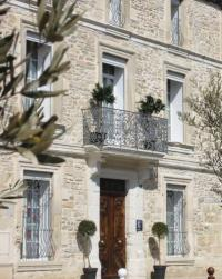 Hôtel Saint Mamert du Gard hôtel B-B Le Huit - Spa