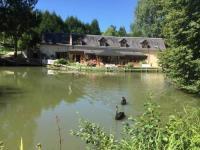Hôtel Poncé sur le Loir hôtel Le Moulin Calme