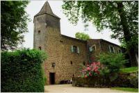 Hôtel Lunac hôtel Château Labistoul