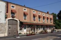Hôtel Simandre hôtel Le Relais de l'Abbaye