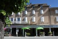 Hôtel Canet de Salars Hôtel Les Tilleuls de Pareloup