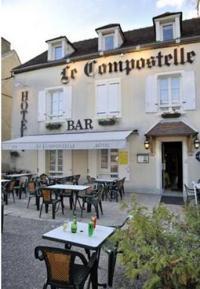 Hôtel Empury hôtel Le Compostelle