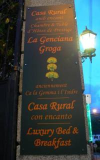 Hôtel Estavar hôtel Ca La Gemma i L'Isidre