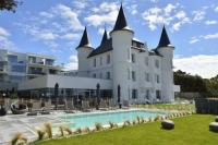 Hôtel Pays de la Loire Château des Tourelles, Hôtel Thalasso Spa Baie de La Baule