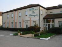 Hotel 2 étoiles Bouligneux hôtel 2 étoiles La Bérangère