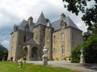 Hôtel Le Châtellier hôtel Château de Montbrault