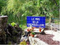Hôtel Ardèche hôtel Le Mas de la Grenouillère