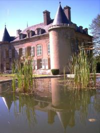 Hôtel Pouru aux Bois hôtel Château de Villette