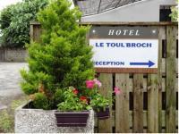 Hôtel Locmariaquer hôtel Le Toul' Broch