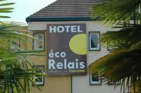 Hôtel Poey de Lescar Hôtel Eco Relais - Pau Nord