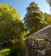 Hôtel Fontaine de Vaucluse Hotel Restaurant du Parc