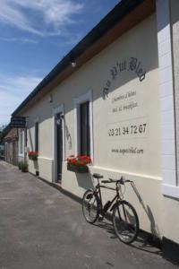 Hôtel Bonningues lès Ardres hôtel Au Petit Bled