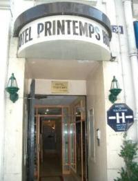 Hotel pas cher Paris 7e Arrondissement hôtel pas cher Printemps