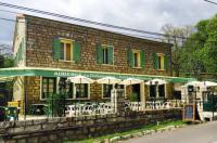 Hôtel Évisa hôtel Auberge La Chataigneraie