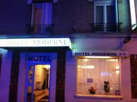 Hôtel Aubervilliers Hôtel Moderne