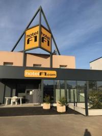 Hôtel Tréflévénez hôtel hotelF1 Brest Sud Plougastel