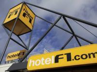 Hôtel Farschviller hôtel hotelF1 Merlebach Saarbrueck