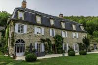 Hôtel Rignac hôtel Prieuré de Las Canals