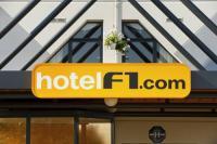 Hôtel Éterville hôtel hotelF1 Caen Nord Mémorial
