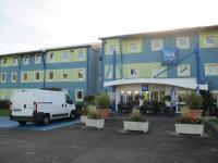 Hôtel Le Tréport hôtel ibis Budget Le Treport Mers Les Bains